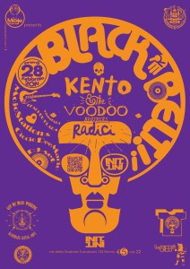 Black Belt 04 Kento & the Vodoo Brothers