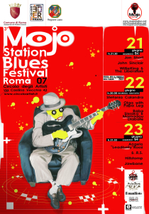 III Mojo Station Blues Festival Roma 2007