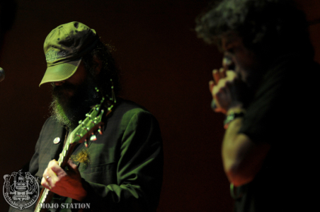 Bill Abel & Marco Pandolfi @ V Mojo Station Blues Festival - Roma 2009 |Mojo Station