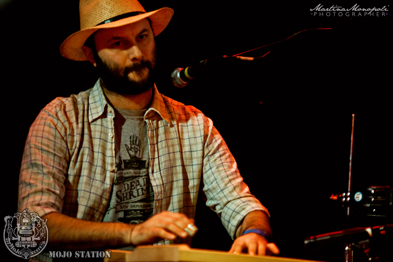 Dead Shrimp @ Mojo Station B-Day Party 2013 [Photo Martina Monopoli]