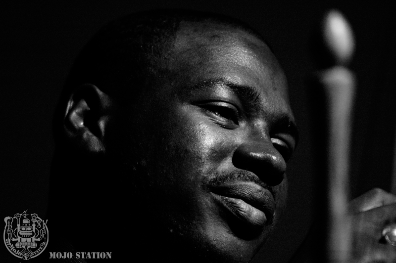 Mamadou Sidiki Diabate @ III Mojo Station Blues Festival - Roma '07.|Mojo Station