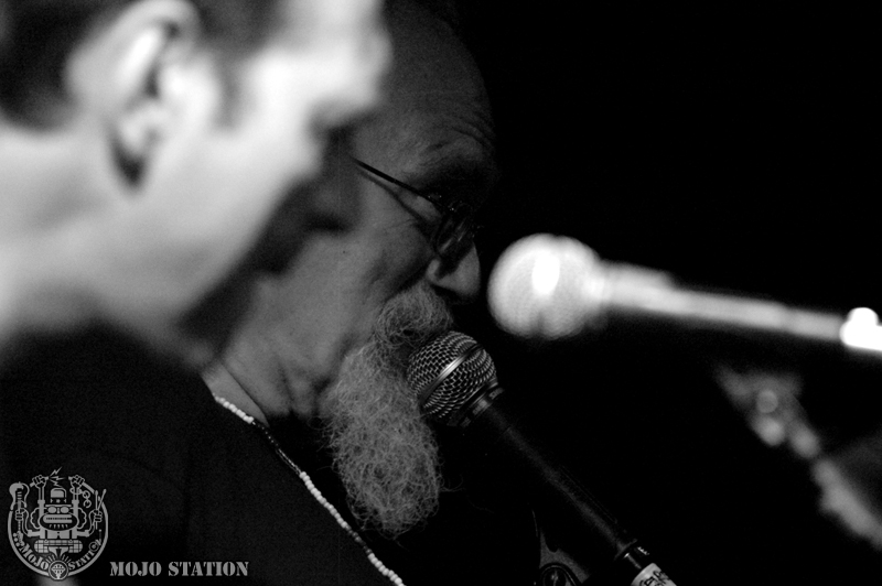 John Sinclair & Mark Ritsema @ III Mojo Station Blues Festival - Roma '07|Mojo Station