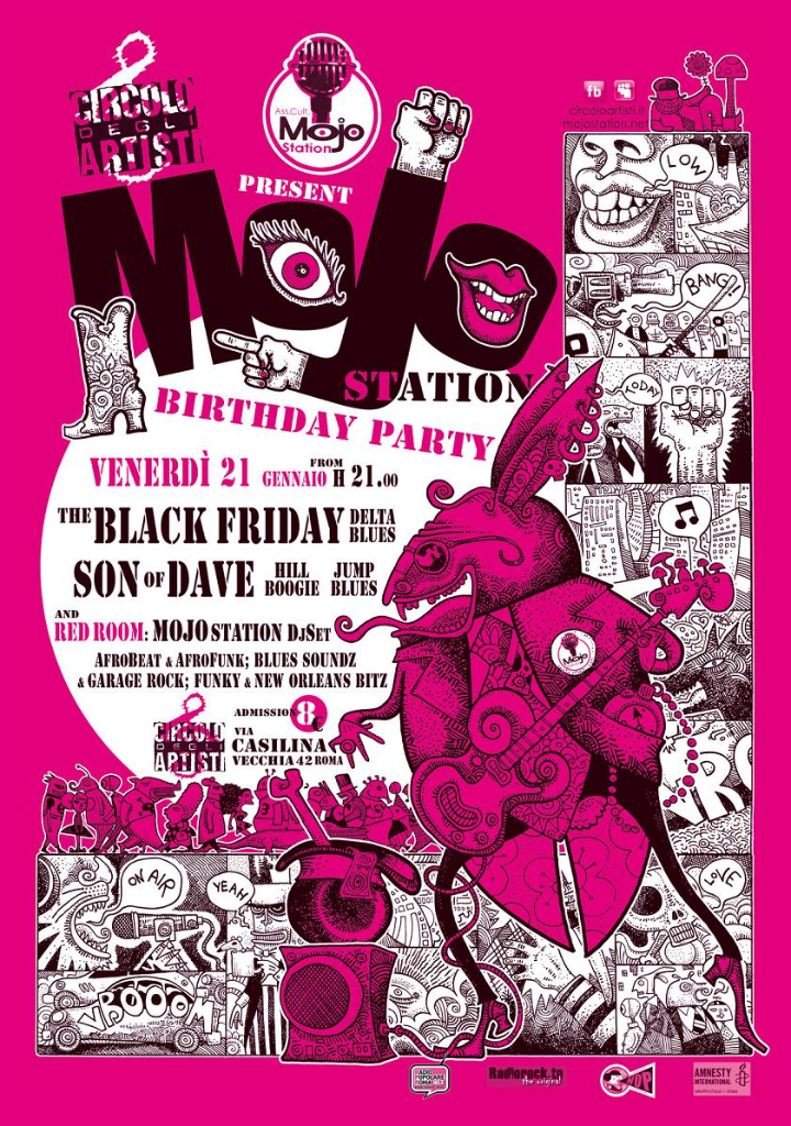 MOJO STATION BIRTHDAY PARTY_2011