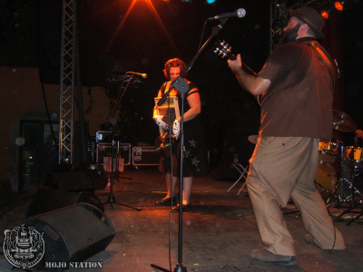 REVEREND PEYTON'S BIG DAMN BAND 23 GIUGNO 2006 |Mojo Station