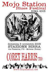 mojo station blues festival Roma 2005